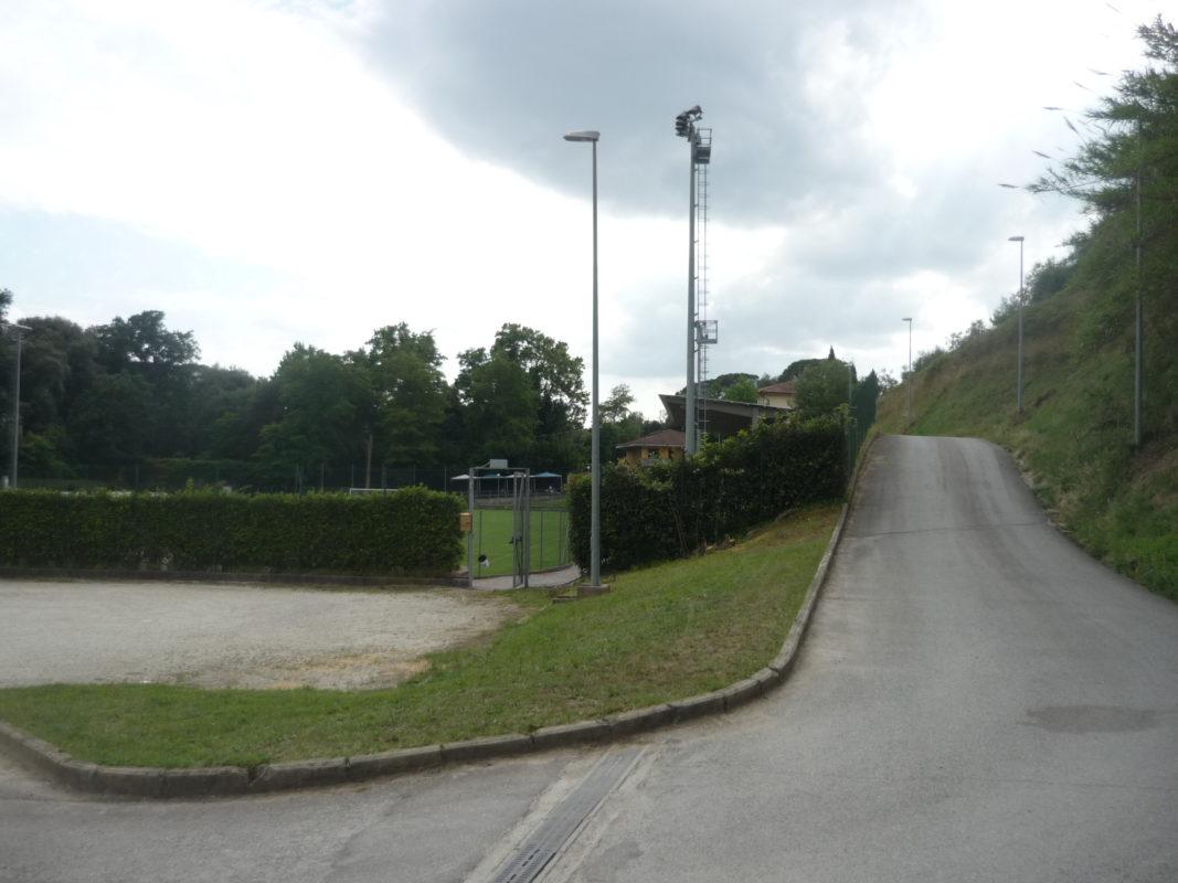 Campo sportivo u ci giardinettiu d u censimento impianti