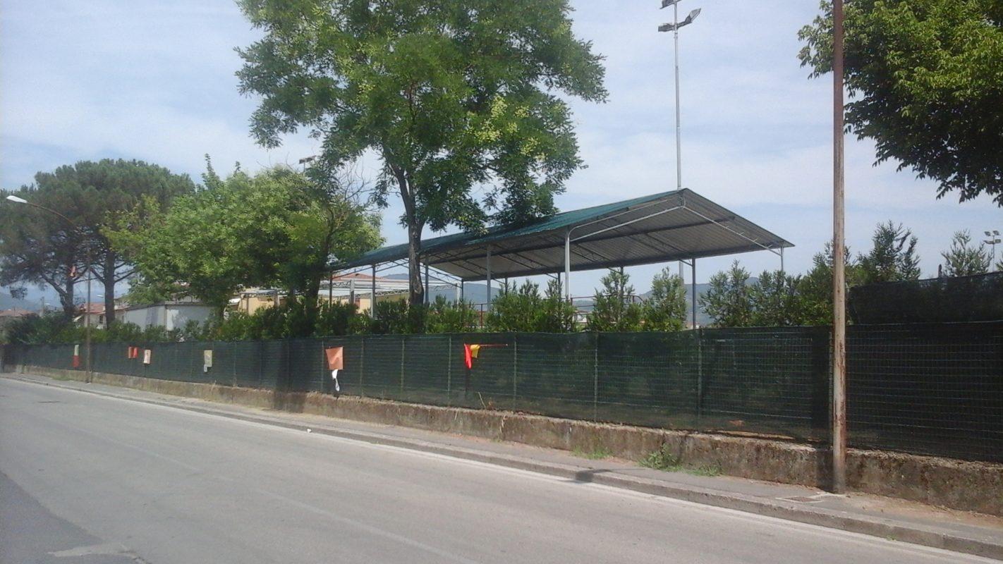 Campo sportivo castelmartini censimento impianti for Campo sportivo seminterrato