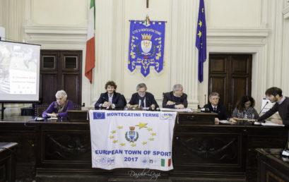 Presentato l'Anno Europeo dello Sport 2017