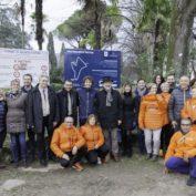 Taglio del nastro per il Progetto Parchi: Montecatini prima in Toscana