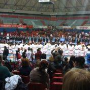 Quasi 1500 Atleti per il 10° Campionato Italiano e la 10^ Coppa Italia di Karate