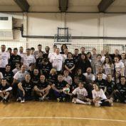Grande successo al PalaVinci con il Volley Insieme 2017