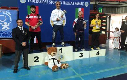 MONTECATINI TERME TEATRO DI UN GRANDE EVENTO SPORTIVO CON I CAMPIONATI ITALIANI FESIK