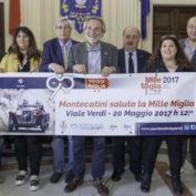 SABATO 20 MAGGIO LA MILLE MIGLIA A MONTECATINI TERME