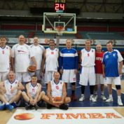 Mondiali Maxibasketball a Montecatini, al via la seconda fase