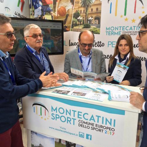 Montecatini Terme il Luogo perfetto per il tuo Evento Sportivo alla BTS